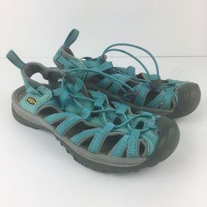 Keen Teal Sandals